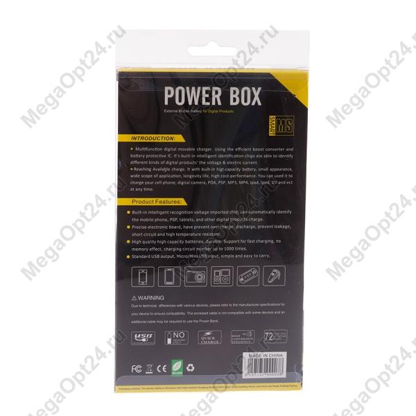 Power Bank Mi 10400mAh оптом