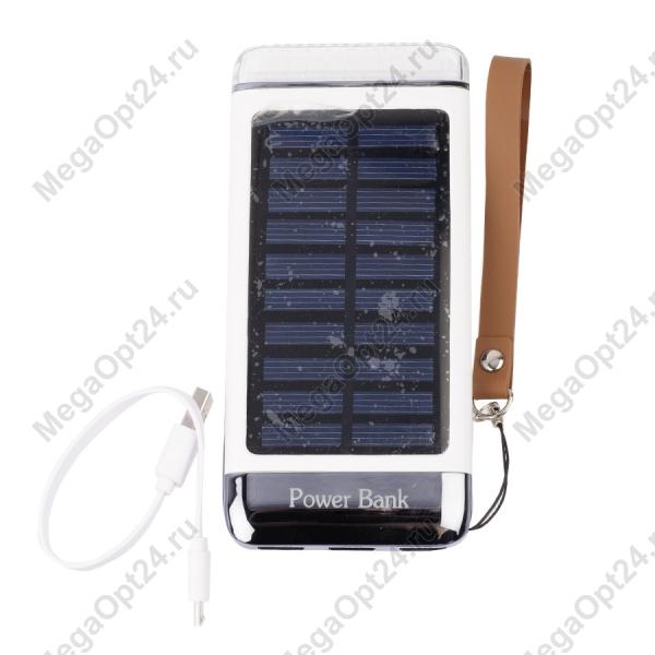 Power bank на солнечных батареях Solar Charger 30000mAh оптом