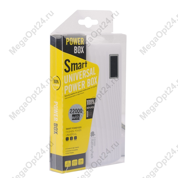 Power Bank Battery Pack 22000 mAh оптом