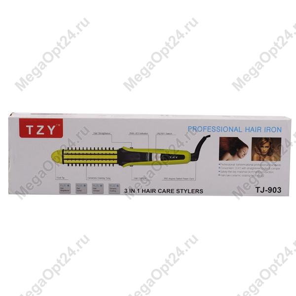 Универсальный выпрямитель-стайлер  TZY 3 в 1 TJ-903 оптом