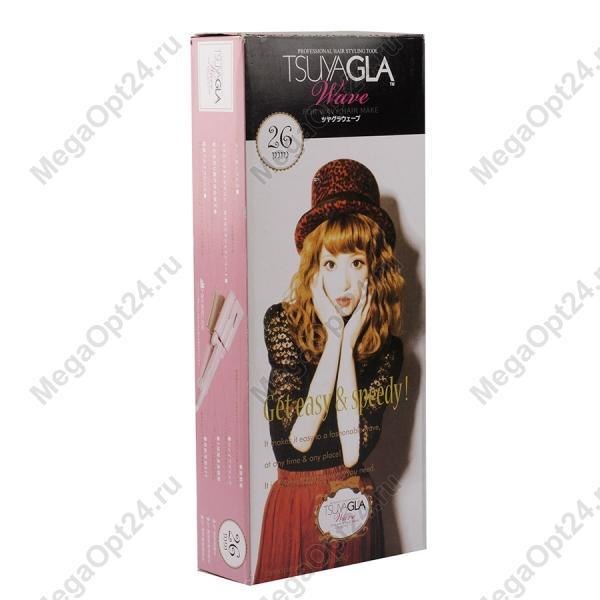 Плойка-стайлер для укладки волос волнами Tsuyagla Wave оптом