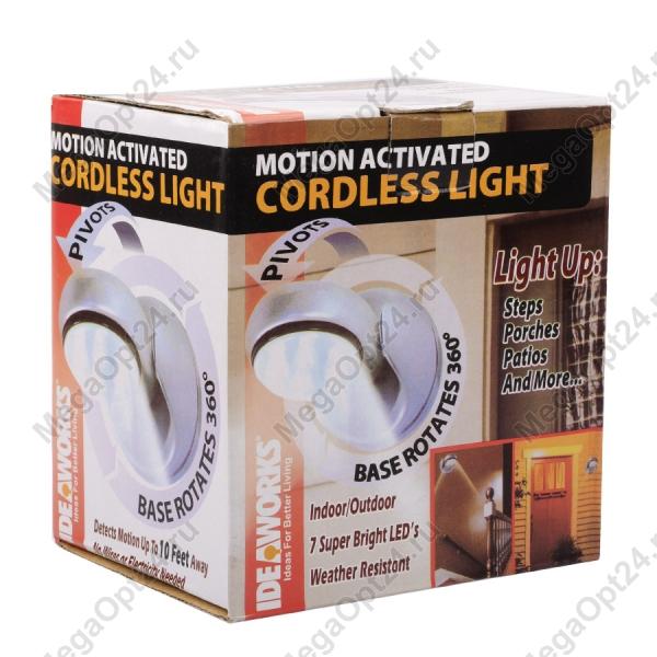 Светильник с датчиком движения Motion Activated Cordless Light оптом