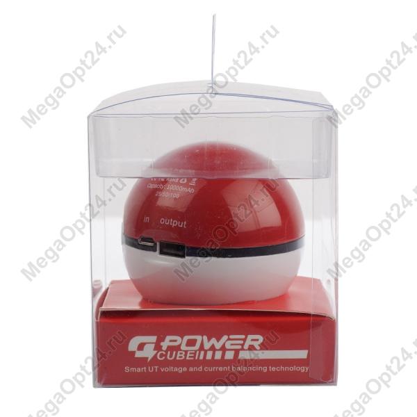 Power bank Power Cube 10000 мАч оптом