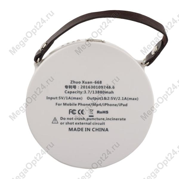 Power bank zhuo huan-668 на 13800 мАч оптом