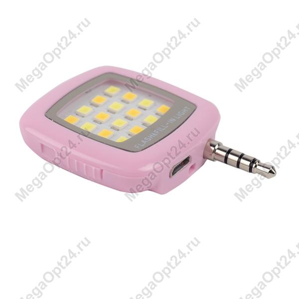 Универсальная светодиодная вспышка smartphone LED flash & fill light оптом