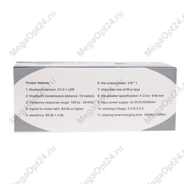 Портативная колонка Mini SpiakerX-6U оптом