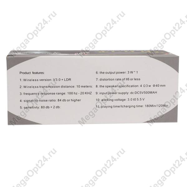 Портативная колонка Mini X6 оптом