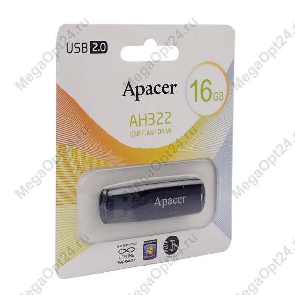 USB-флеш карта Apacer АH322 16GB оптом