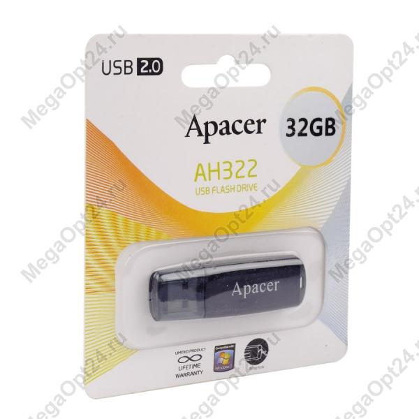 USB-флеш карта Apacer АH322 32GB оптом