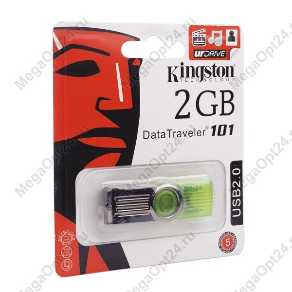 USB-флеш карта DataTraveler101 G2 2GB оптом