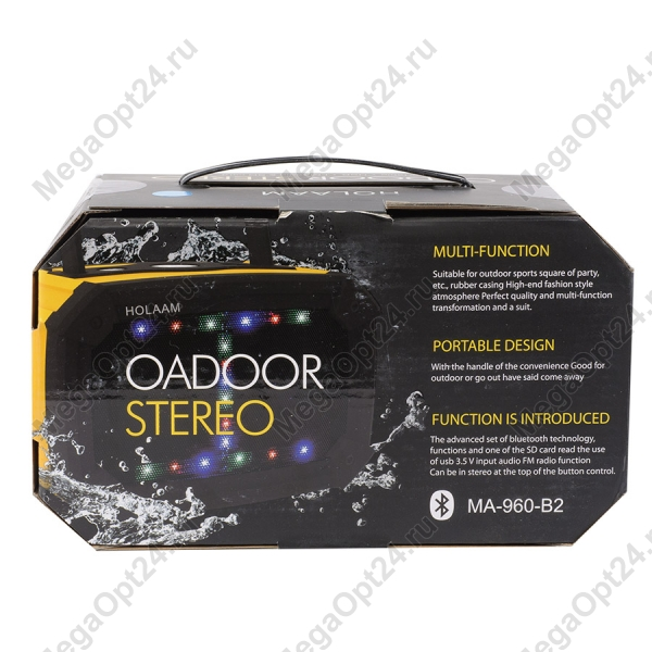 Колонка Holaam Oadoor Stereo оптом