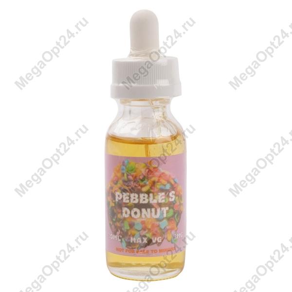 Жидкость для электронных сигарет Pebble's Donut оптом