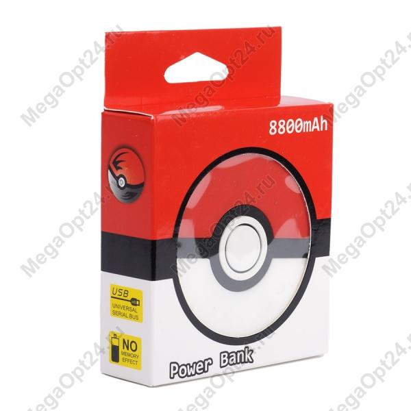 Power bank Pokemon 8800мАч оптом
