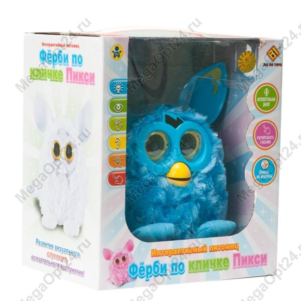 Интерактивная игрушка Пикси