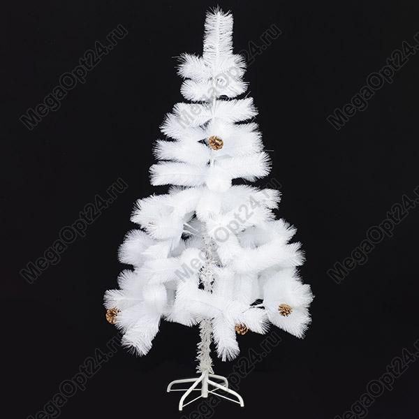 Елка искусственная белая высота210 см. оптом