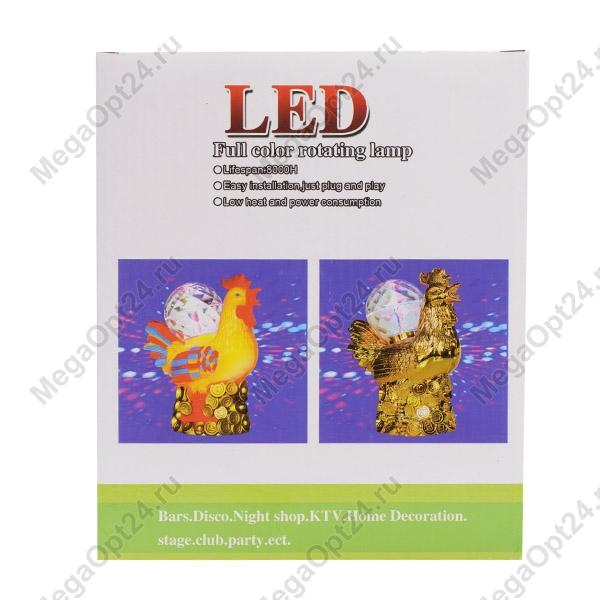 LED светильник Золотой петушок оптом