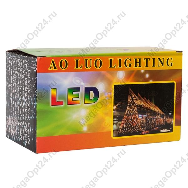 Светодиодная гирлянда LED  Luo Lighting 240 ламп оптом