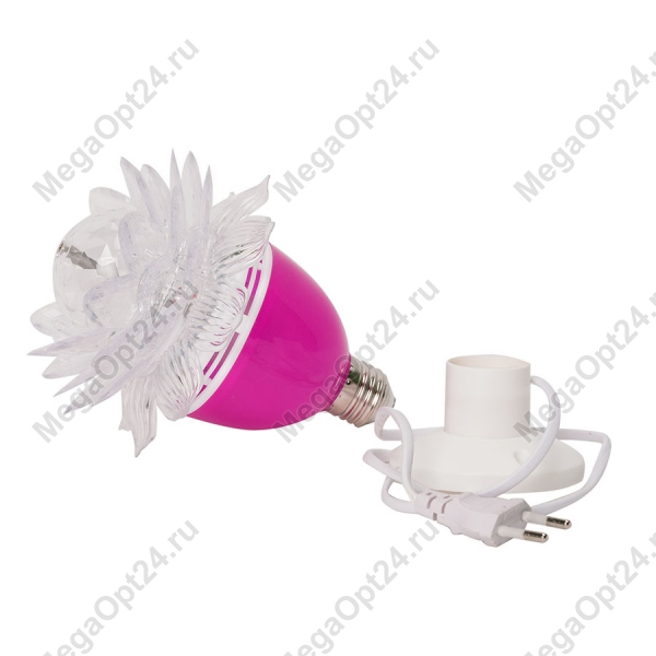 Светодиодная лампа Led Full Color Rotating Lamp оптом