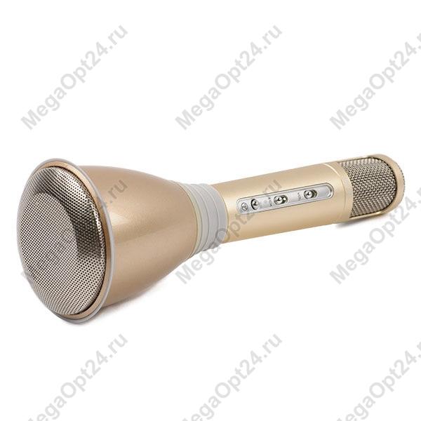 Беспроводной караоке-микрофон для смартфона Tuxun K068 оптом