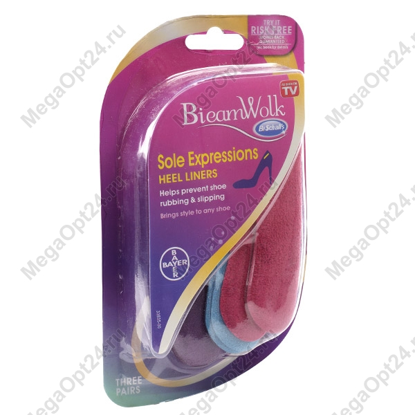 Гелевые подушечки для обуви Bieam Wolk оптом