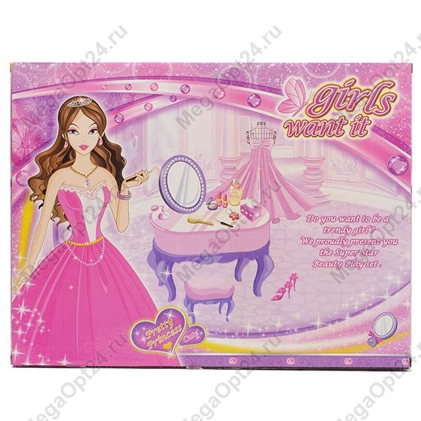 Набор игрушечных аксессуаров Pretty princess оптом