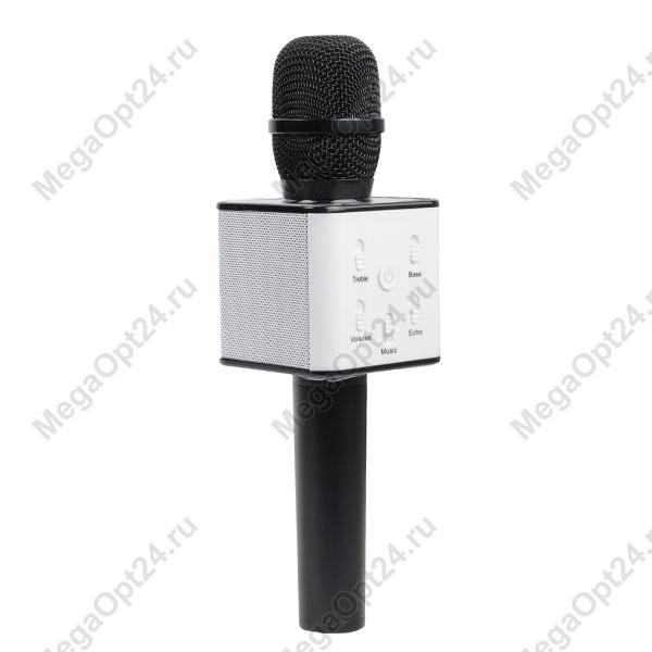 Беспроводной караоке-микрофонTUXUN Q7 c встроенными колонками оптом