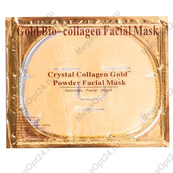 Маска Gold Bio-Collage Facial Mask оптом