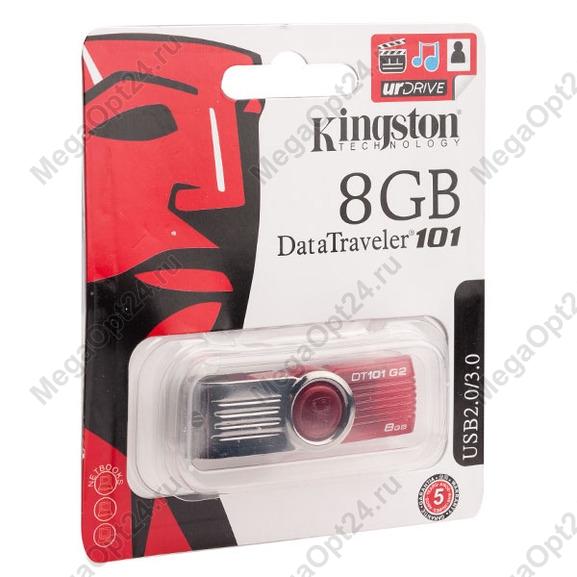 Флеш-накопитель Kingston 8 Gb оптом