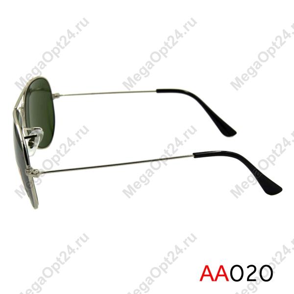 Очки Ray-Ban Aviator (стекло)