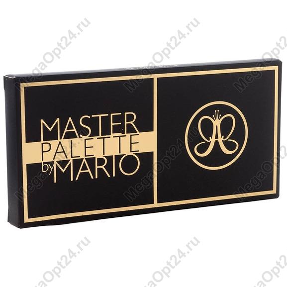 Палетка теней Master Palette by Mario  оптом