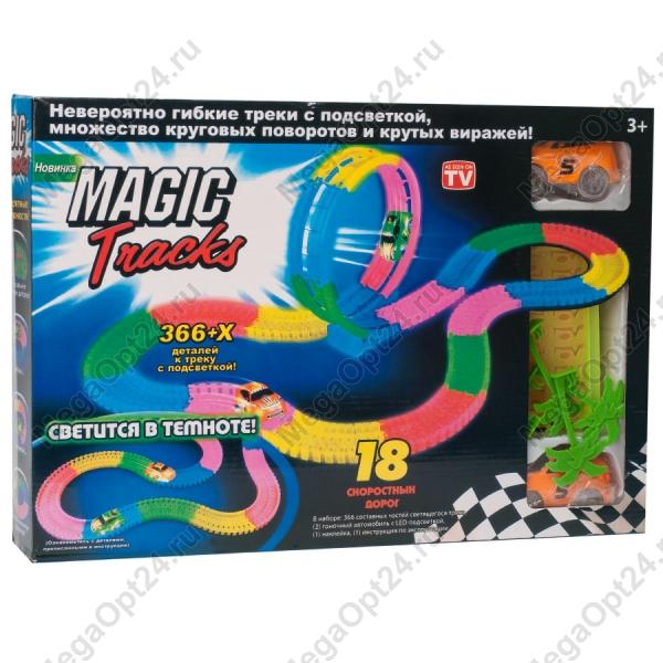 Трасса Magic Tracks 366  Мертвая петля оптом