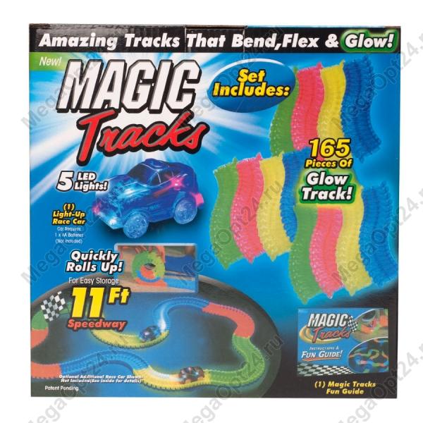 Игровой гоночный трек Magic Tracks 165 оптом