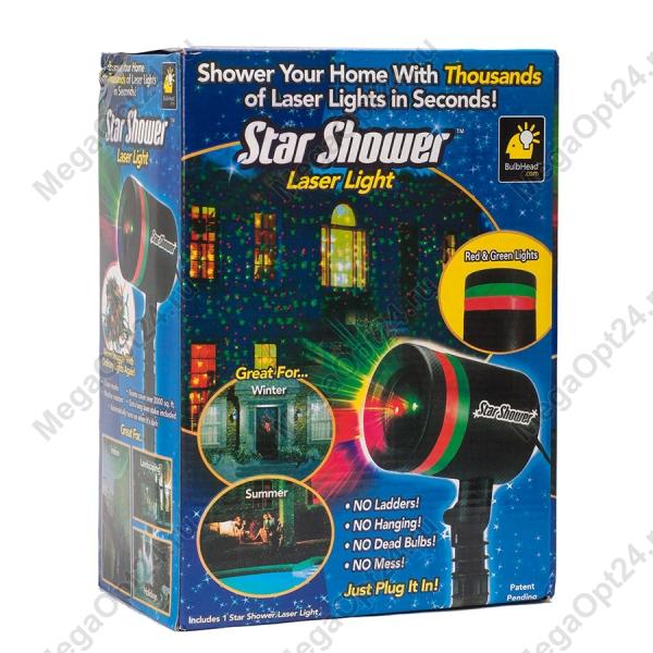 Звездный проектор Star Shower Laser Light оптом