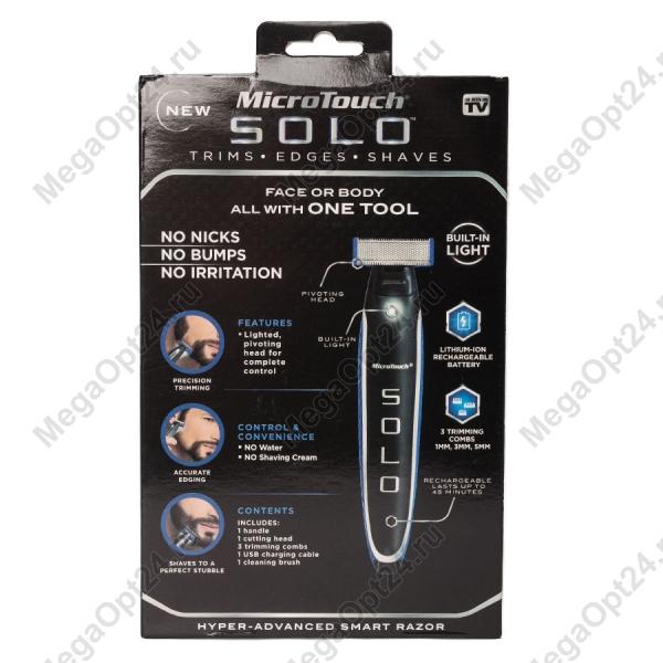 Триммер для мужчин MicroTouch Solo оптом