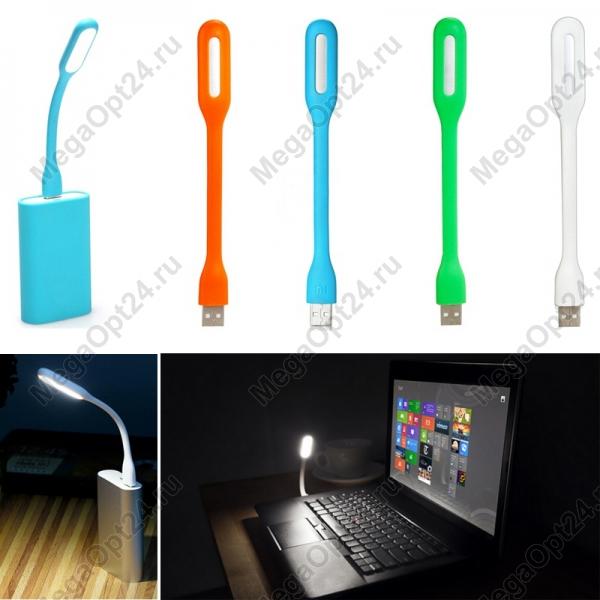 Гибкая LED лампа от USB