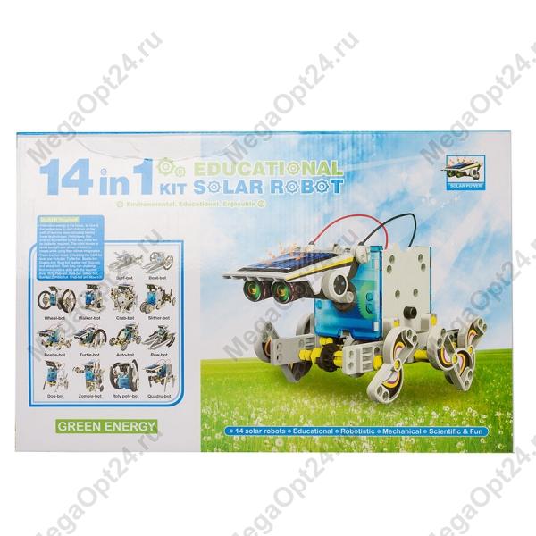 Конструктор на солнечных батареях Educational Solar Robot оптом