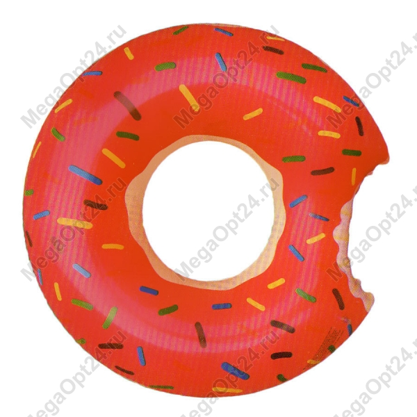Надувной круг Пончик 70 оптом