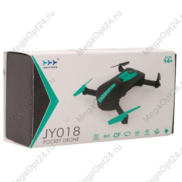 Квадрокоптер Рocket drone jy018 оптом