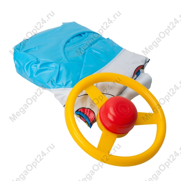 Круг для плавания с сиденьем Кораблик оптом
