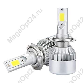 Светодиодные лампы в машину head light н7 оптом