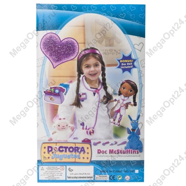 Кукла Доктор Плюшевая оптом