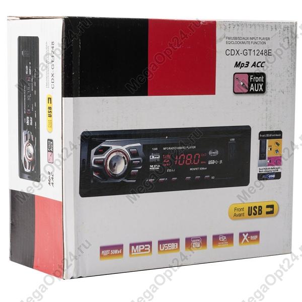 Автомагнитола CDX-GT 1248Е оптом