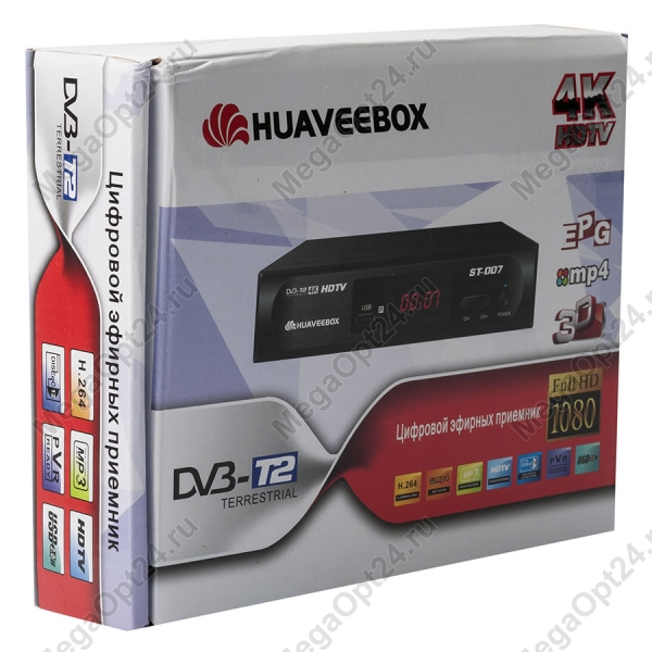 ТВ приставка Huaveebox DVB-T2 оптом