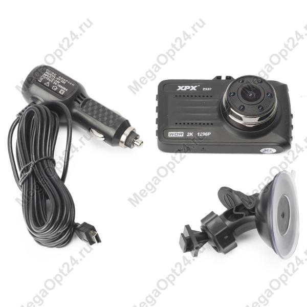 Автомобильный видеорегистратор ХРХ ZX67 оптом