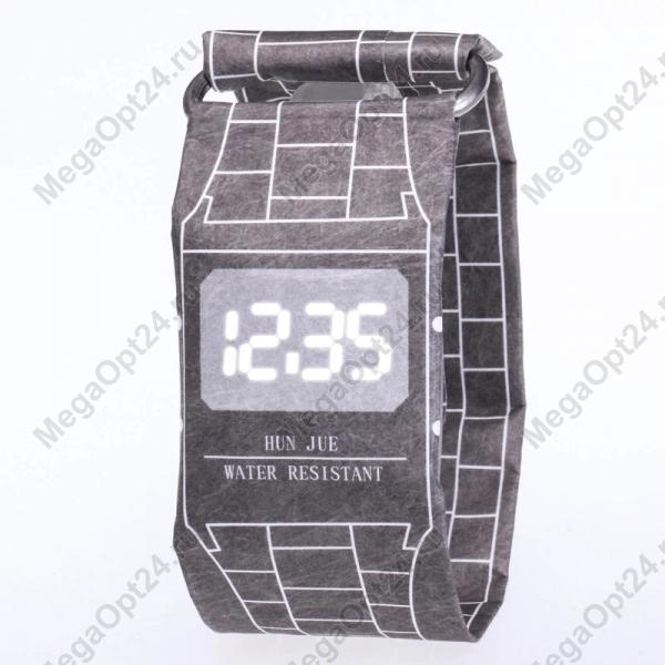 Бумажные часы papr watch оптом