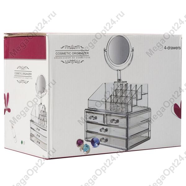 Акриловый органайзер для косметики 7006 оптом