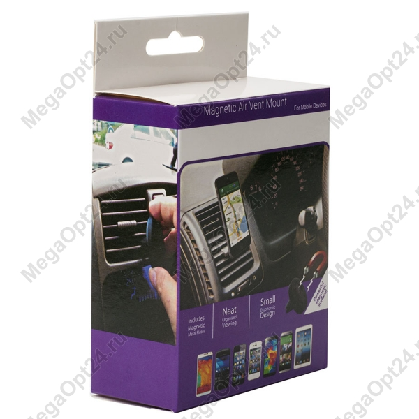 Автомобильный держатель Magnetic Air Vent Mount Devices