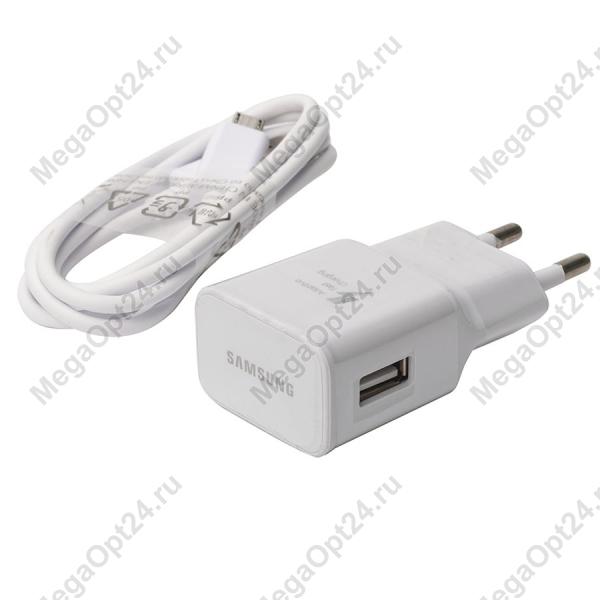 Сетевое зарядное устройство Samsung Fast Charging EP-TA300