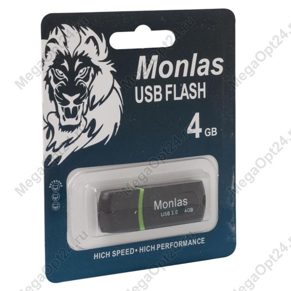 Флеш-накопитель Monlas 4 Gb
