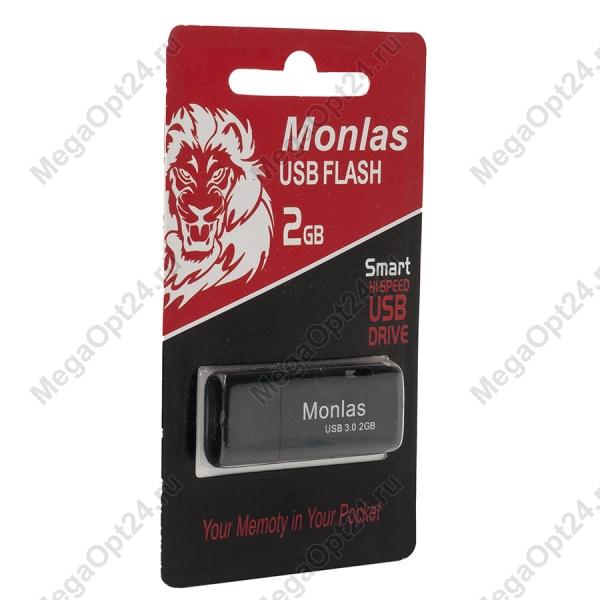Флеш-накопитель Monlas 2 Gb 3.0